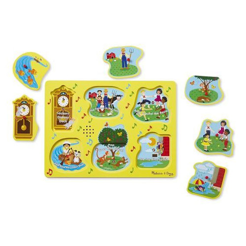 Nursery Rhymes 1 - Sound Puzzle