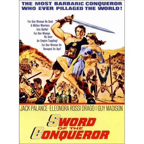 Sword of the Conqueror [DVD] [1961]