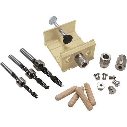 General Tools Ez Pro Dowel Jig Kit 841 Unit: EACH