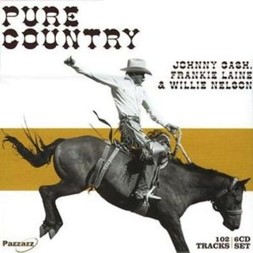 Pure Country [Pazzazz] By Various Artists (Audio CD)