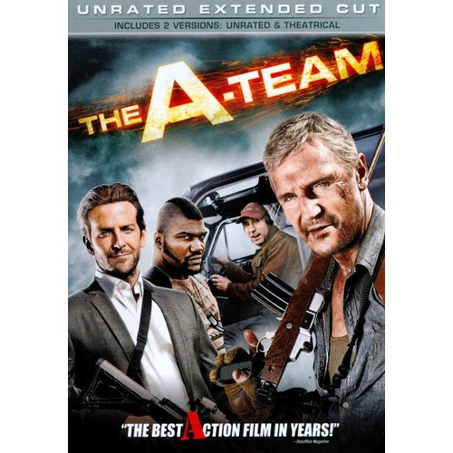 The A-Team [Unrated Extended Cut] [DVD] [2010]