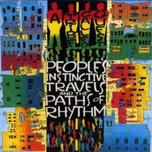 People's Instinctive Travels and the Paths of Rhythm [25th Anniversary Edition] [LP]