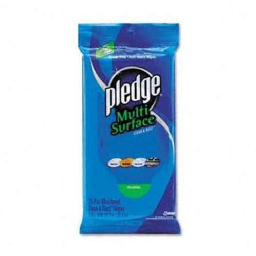Pledge DRACB214629CT - Pledge Multi-Surface Cleaner Wet Wipes