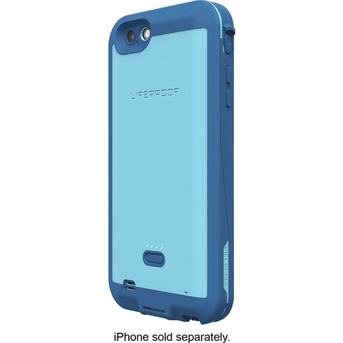 LifeProof - FRE Power for iPhone 6 Plus/6s Plus case - Base jump blue