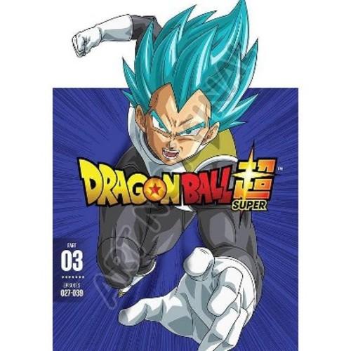 Dragon Ball Super:Part Three (DVD)