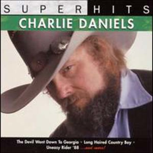 Super Hits By The Charlie Daniels Band (Audio CD)
