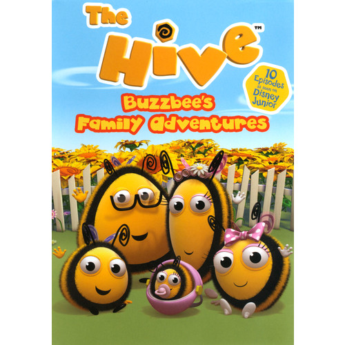 The Hive: Buzzbee's Family Adventures [DVD]