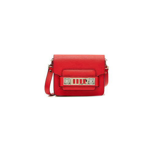 PS11 Crossbody Bag in Leather