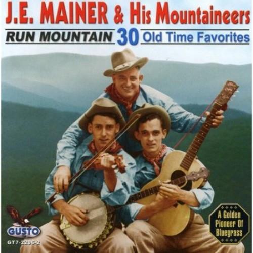 Run Mountain: 30 Old Time Favorites [CD]