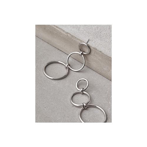 AEO Triple Statement Hoop Earrings