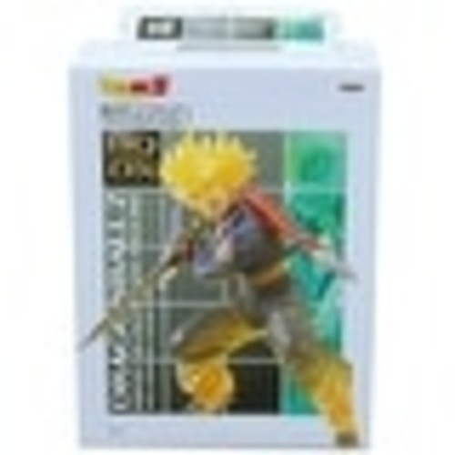 Dragon Ball Z DX Volume 1 Special Clear Version Trunks Figure - multi