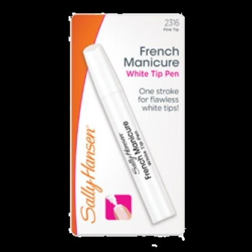 French Manicure White Tip Pen - Fine Point