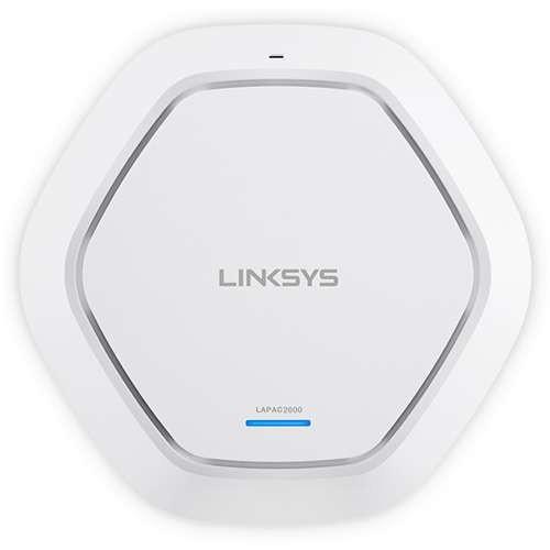 Linksys Business Pro Series Wireless-AC MU-MIMO Access Point - 802.11a/b/g/n/ac - Dual Band (LAPAC2600)