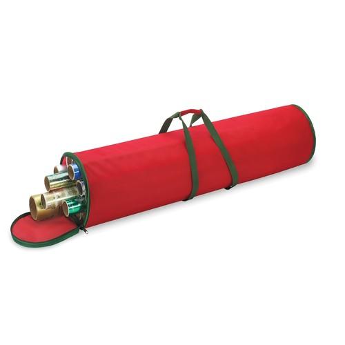 Whitmor Christmas Gift Wrap Storage Bag