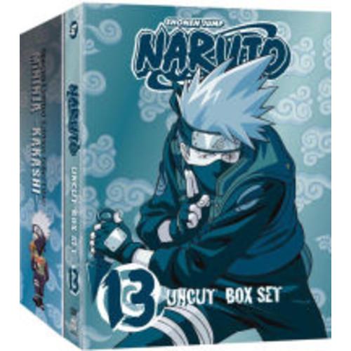 Naruto Uncut Box Set, Vol. 13