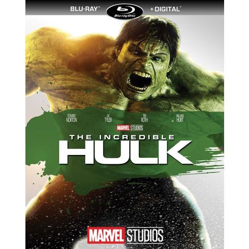 The Incredible Hulk [Blu-ray] [2008]