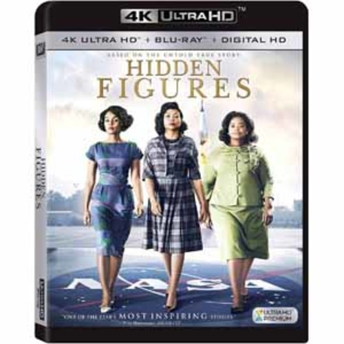 Hidden Figures [4K UHD] [Blu-Ray] [Digital HD]