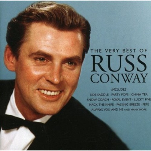 The Very Best of Russ Conway [CD]