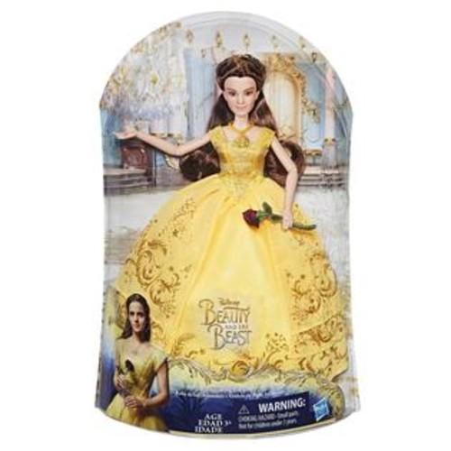 Hasbro,Disney Princess,Disney Disney Beauty and the Beast Enchanting Ball Gown Belle - Brunette