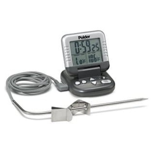 Polder Digital Thermometer/Timer