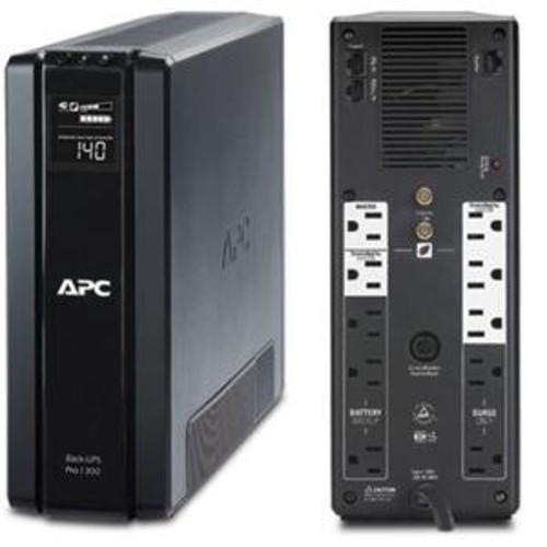 American Power Conversion-APC Genuine 1300VA Power Saving Back UPS