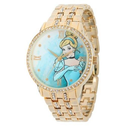 Women's Disney Cinderella Watch with Alloy Case - G