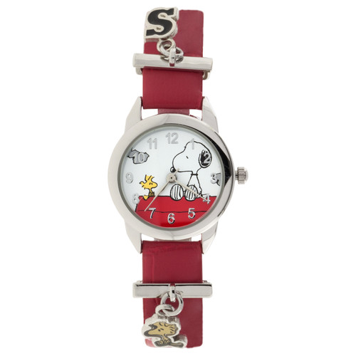 Peanuts By Schulz Analog Watch