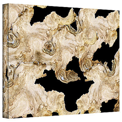 Brushstone Brushstone David Gallery Wrapped CanvasWall Art