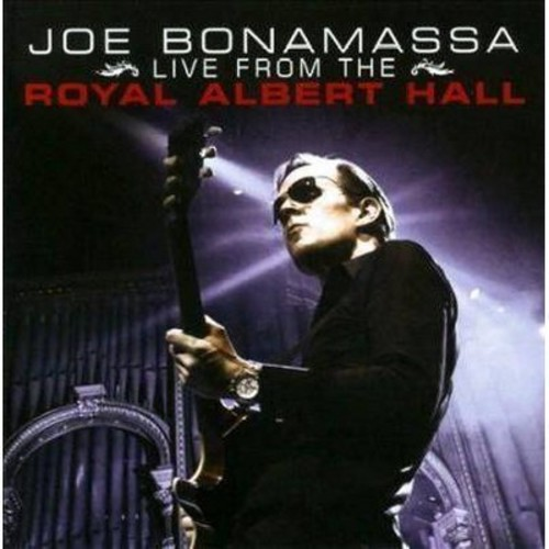 Joe Bonamassa Live From The Royal Albert Hall