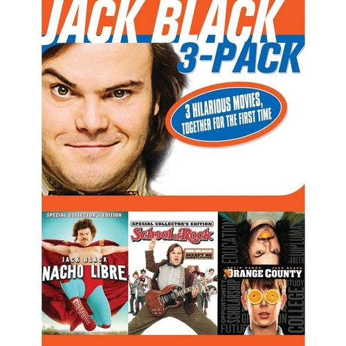 Jack Black Collection (DVD)