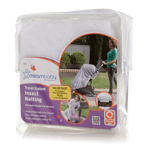 Dreambaby Travel System Netting Set