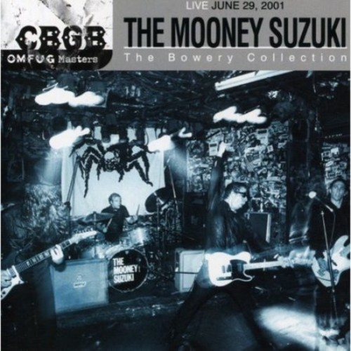 CBGB OMFUG Masters: Live 6/29/01 The Bowery Collection [CD]