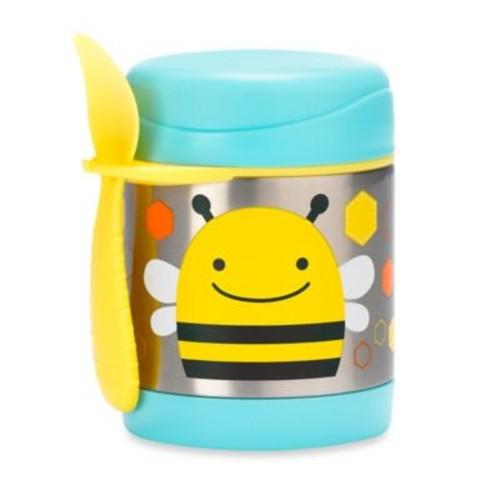 SKIP*HOP Zoo 11 oz. Insulated Food Jar in Bee
