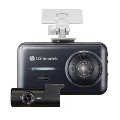 LG 2-Channel Full HD Front + Rear 1080p Cameras - 32GB MicroSD (BBDB-FF02E)