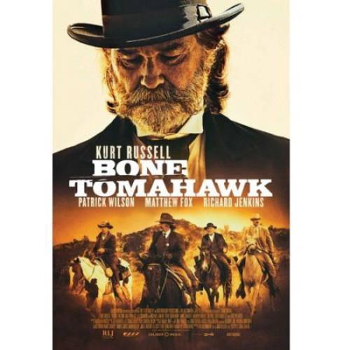 RLJ ENTERTAINMENT Bone Tomahawk