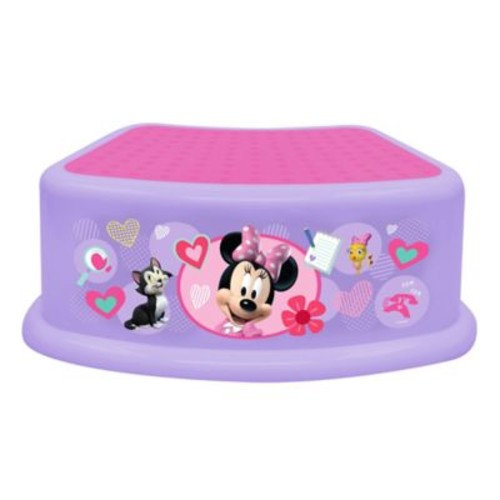 Disney Minnie Happy Helpers Step Stool