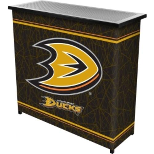 Trademark Games Anaheim Ducks Portable Bar