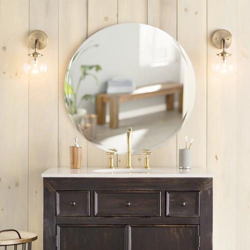 Molina Wall Mirror [Finish : Oil Rubbed Bronze]
