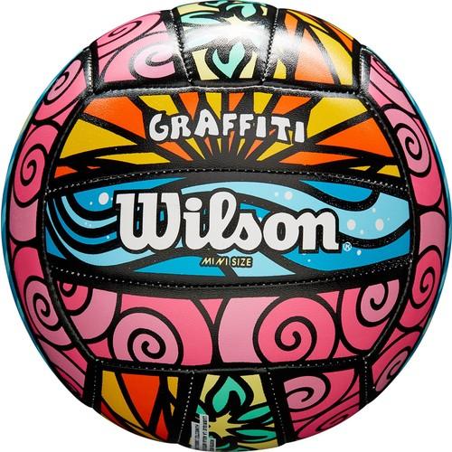 Wilson Graffiti Mini Volleyball