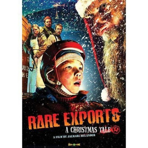 Rare exports:Christmas tale (DVD)