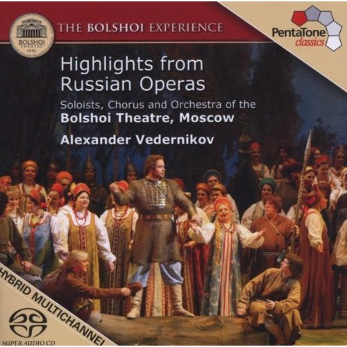 Highlights from Russian Operas
