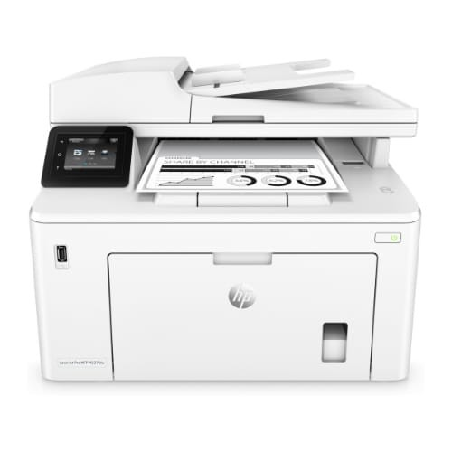Refurbished HP Laserjet Pro M227FDW Printer