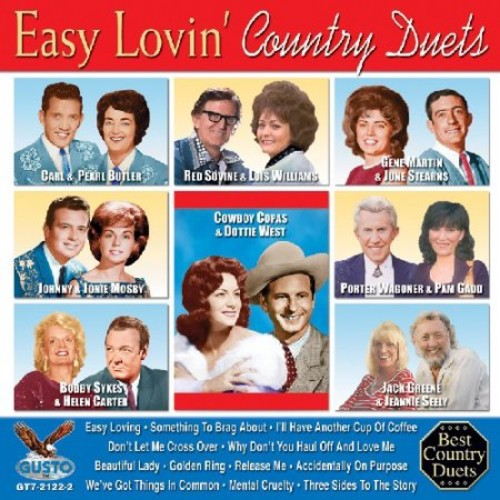 Easy Lovin: Country Duets [CD]