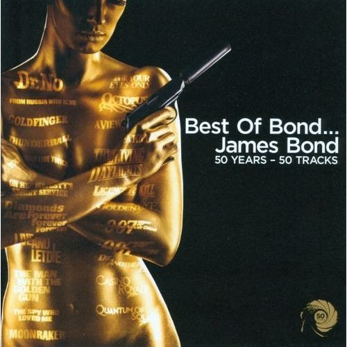 Best Of James Bond 50th Anniversary