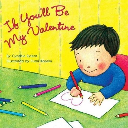 If You'll Be My Valentine (Paperback) (Cynthia Rylant)