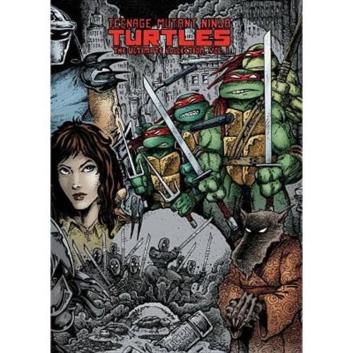 Teenage Mutant Ninja Turtles 1 : The Ultimate Collection (Hardcover) (Kevin Eastman)
