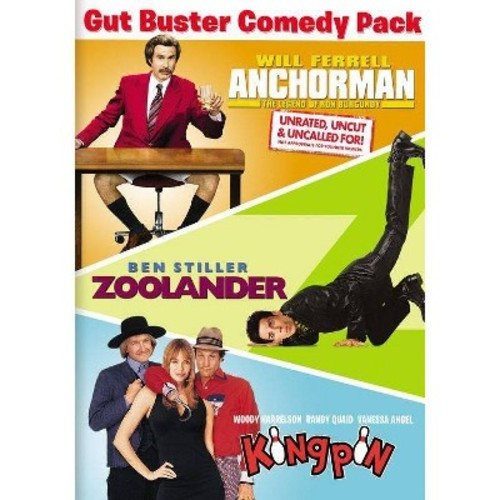 Gut Buster Comedy Pack [3 Discs] [DVD]