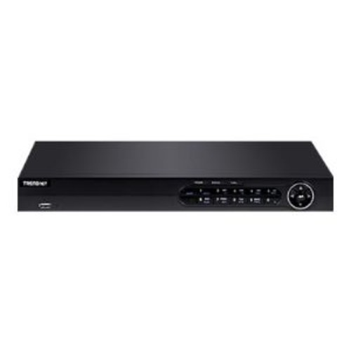 TRENDnet TV-NVR2216D4 - Standalone NVR - 16 channels - 1 x 4 TB - networked - rack-mountable