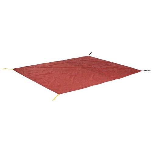 Big Agnes Big House 6 Deluxe Footprint TFFBH6DLX17, Color: Orange, Tent Accessory Type: Footprints, Weight: 0.1, w/ Free S&H