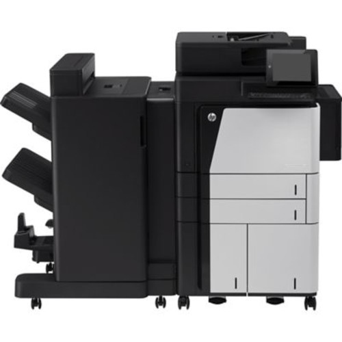 HP LaserJet M830zm Laser Multifunction Printer, Monochrome, Plain Paper Print